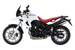 BMW F650 GS - 800cc twin