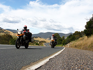 Tasmania bike tours