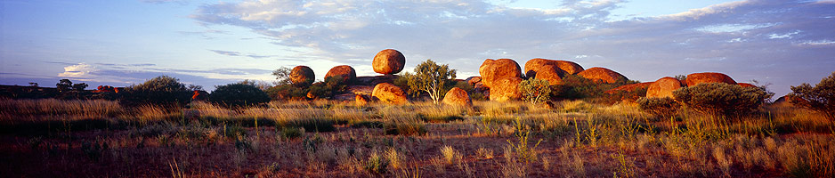 The Devil's Marbles - care for a game?