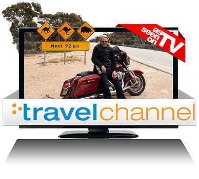 As seen on the Travel Channel