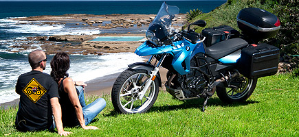 Ultimate East Coast Guided Motorbike Tour