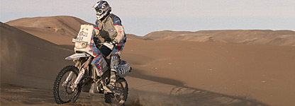 Simon Pavey's Off Road Skills Course
