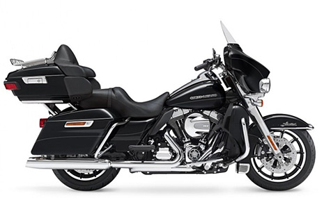 Harley Davidson Ultra Limited 2016 model