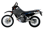 Suzuki DR 650 - Adventure Ready