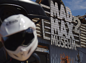 Mad Max 2 museum in Silverton NSW