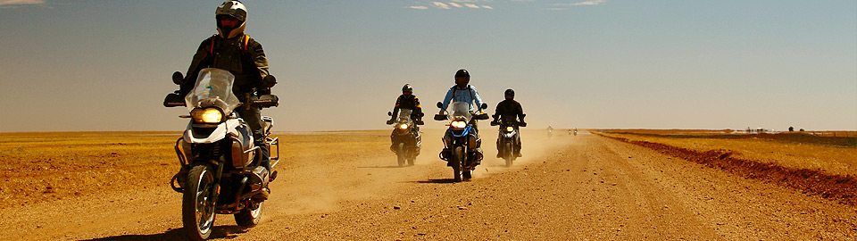 Australia Encompassed Guided Motorbike Tour